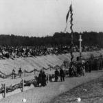 Uroczystości pogrzebowe w Mniszku, IPN