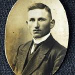 Józef Śliwiński, rolnik z Bruków Unisławskich, zamordowany w Płutowie (UTH)