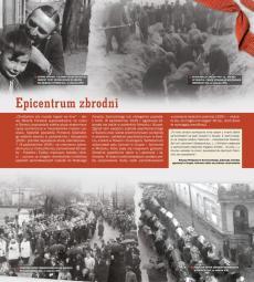 Wystawa - Zapomniani Kaci Hitlera - plansza nr 12