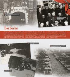 Wystawa - Zapomniani Kaci Hitlera - plansza nr 13
