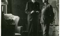 W. Raczkiewicz i gen. W. Sikorski, Londyn 1942, fot. Archiwum Emigracji UMK