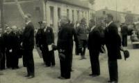Wizyta Władysława Raczkiewicza w Sadkach, 24 VI 1938r., fot.: materiały przesłane przez Katarzynę Hass