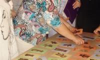 """Szkolenie """"Diagnoza dziecka – ofiary i świadka przemocy domowej"""", Przysiek 4-5.09.2015 r., fot. Biuro Wsparcia Rodziny i Przeciwdziałania Przemocy"""