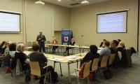 """Wystąpienie p. M. Lewoca w czasie seminarium """"Nowe rekomendacje dla postępowań w sprawach przemocy w rodzinie"""""""