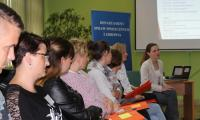 Szkolenie Sępólno fot. Departament Spraw Społecznych i Zdrowia