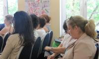 Uczestnicy konferencji Przeciwdziałanie przemocy w rodzinie – działania skoncentrowane na współpracy, Włocławek, 3 czerwca 2016 r., fot. Komenda Miejska Policji we Włocławku