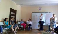 7 – 11 warsztaty podczas konferencji Przeciwdziałanie przemocy w rodzinie – działania skoncentrowane na współpracy, Włocławek, 3 czerwca 2016 r., fot. 7 fot. Biuro Wsparcia Rodziny i Przeciwdziałania Przemocy