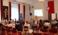 """Uczestnicy szkolenia """"Dialog motywujący w pracy z rodziną"""", Brodnica 20-21.06.2016r. fot. Biuro Wsparcia Rodziny i Przeciwdziałania Przemocy"""