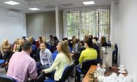 """Szkolenie """"Metoda Indukcji Behawioralnej"""", Toruń 18-19.10.2016r. fot. Biuro Wsparcia Rodziny i Przeciwdziałania Przemocy"""