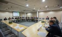 Członkowie K-PWRDS na spotkaniu w dniu 20.12.2016 r.