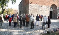 Zwiedzanie kościola NMP w Inowrocławiu, fot. Sebastian Owczarek