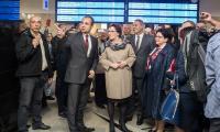 Wizyta premier Ewy Kopacz w Bydgoszczy, fot. Tymon Markowski