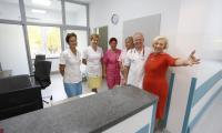 Otwarcie nowego segmentu lecznicy, 22 października 2015, fot. Mikołaj Kuras