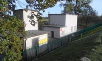 Stacja pomp w Czarnowie w gminie Zławieś Wielka, fot. KPZMiUW we Włocławku