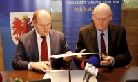 Podpisanie listu intencyjnego w sprawie Jordanek, fot. Mikołaj Kuras