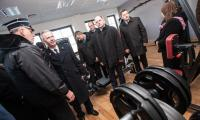 Strażackie centrum szkoleniowe w Łubiance, fot. Andrzej Goiński