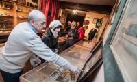Zwiedzanie izby pamięci z okazji Dnia Przewodnika Turystycznego w Koronowie, fot. Tymon Markowski
