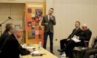Konferencja konsultacyjna nt. planu spójności komunikacyjnej, fot. Mikołaj Kuras