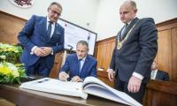 Uroczysta sesja sejmiku w ramach obchodów Święta Województwa, fot. Andrzej Goiński/UM WK-P
