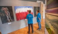 Wernisaż wystawy Projekt 966 – Jubileusz Narodowy – Sztuka Polska, fot. Andrzej Goiński/UM WK-P
