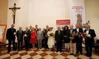 Wojewódzka inauguracja Europejskich Dni Dziedzictwa w Markowicach połączona z uroczystym wręczeniem Medali Hereditas Saeculorum, fot. Mikołaj Kuras