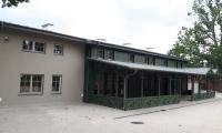 Budynek główny siedziby Fundacji Ducha