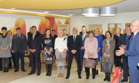 Ceremonia otwarcia zakładu radioterapii, fot. UM Włocławek