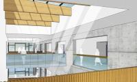 Wizualizacja rozbudowy i modernizacji WSZ w Toruniu