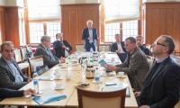 Posiedzenie sejmikowej Komisji Sportu i Turystyki, fot. Szymon Zdziebło/Tarantofa