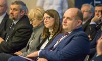 Ceremonia podpisania umowy wykonawczej dot. Rozbudowy WSZ w Toruniu, fot. Szymon Zdziebło/tarantoga.pl