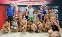 """Podsumowanie programu """"Umiem pływać"""", fot. Mikołaj Kuras"""