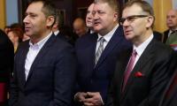 Spotkanie opłatkowe w toruńskim Dworze Artusa, fot. Mikołaj Kuras