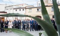 Uroczystość otwarcia Centrum Kultury Synagoga, fot. Tymon Markowski